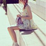 【dazzlin】ViVi3月号掲載item多数♪2013年S/Sダズリン一押しは『マーガレット柄』